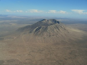 Big Southern Butte looking east