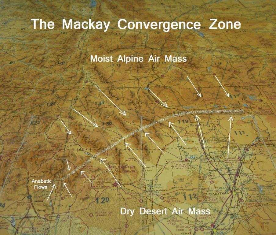 Mackay Convergence Zone