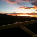 Hanks Sunset