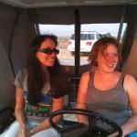 Rae and Maria