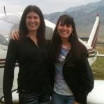 Sheri and Rae
